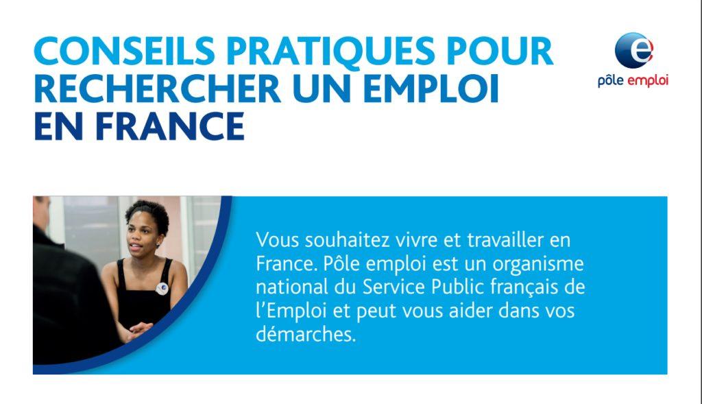 e5281b8d27e Des conseils pratiques traduits en langues étrangères pour les  primo-arrivants à la recherche d un emploi