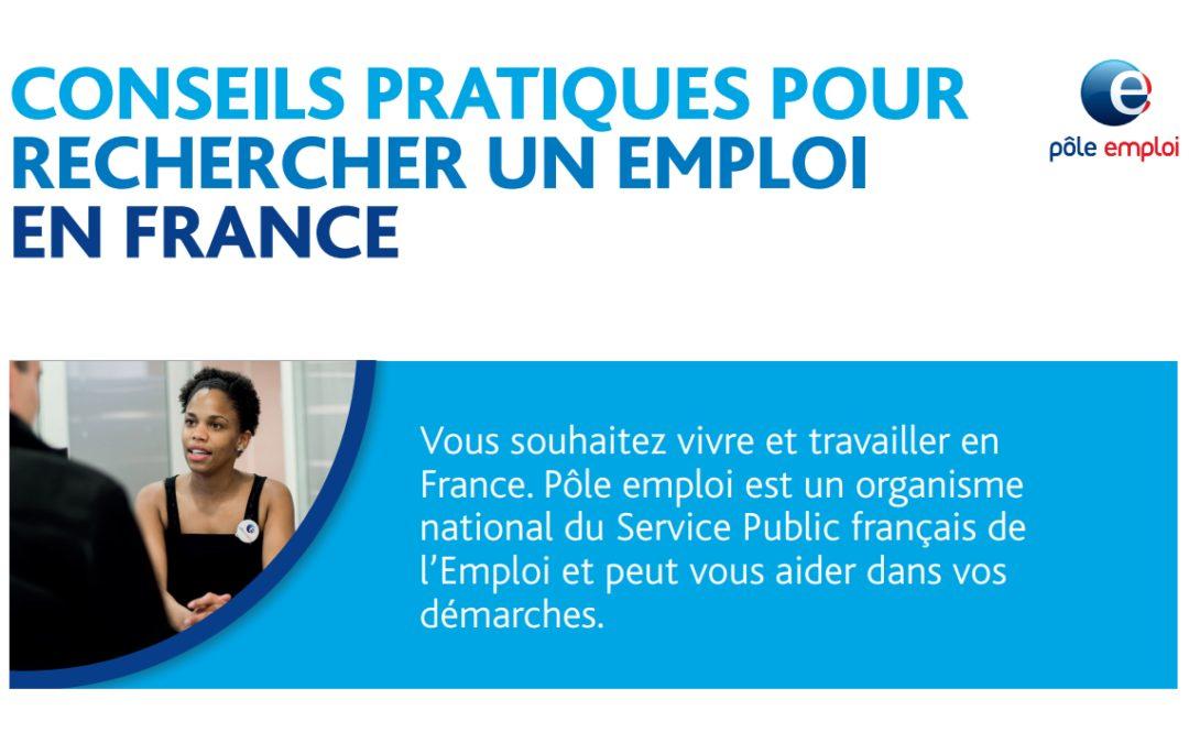 Des conseils pratiques traduits en langues étrangères pour les primo-arrivants à la recherche d'un emploi