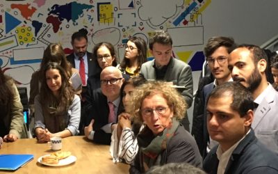 Lancement d'un appel à projet en faveur de l'emploi des personnes réfugiées