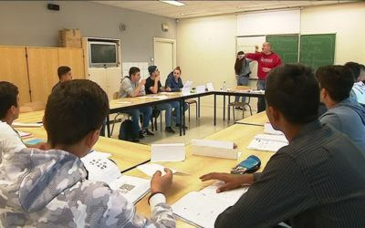 #DISPOSITIF : Une prestation de remise à niveau en langue française pour les  jeunes étrangers primo-arrivants