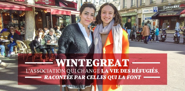 INSCRIPTION AU PROGRAMME WINTEGREAT
