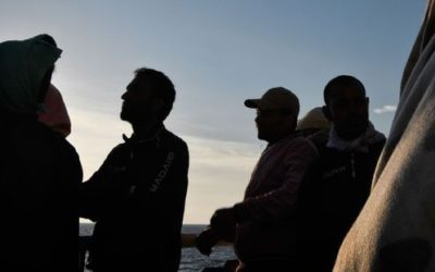 [EUROPE 1] Service civique : 5.000 jeunes mobilisés auprès des réfugiés