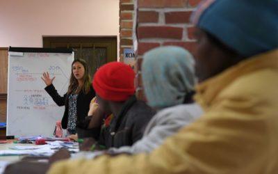 [L'Express] Service civique: 5 000 jeunes mobilisés pour les réfugiés
