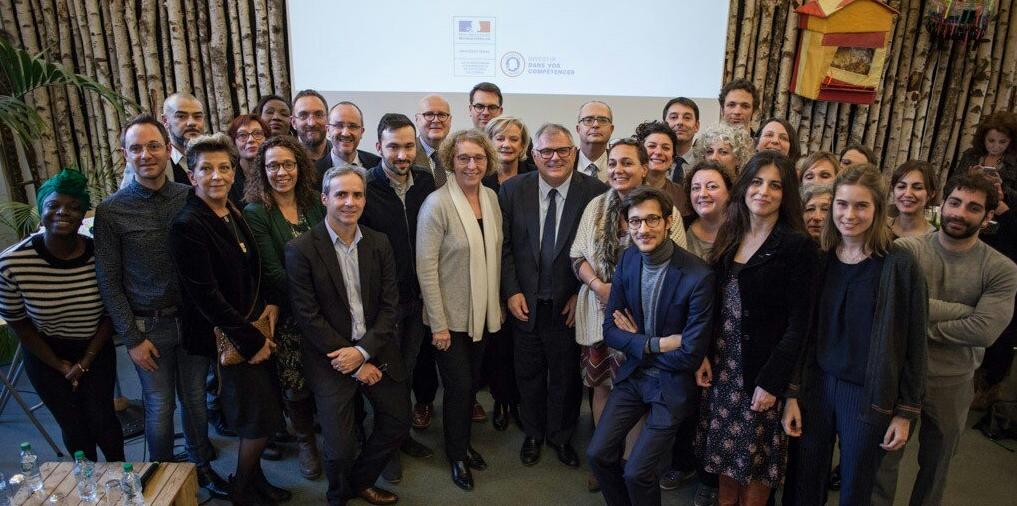 Les lauréats de l'appel à projet du ministère du Travail pour l'emploi des personnes réfugiées : Génération 2019 !