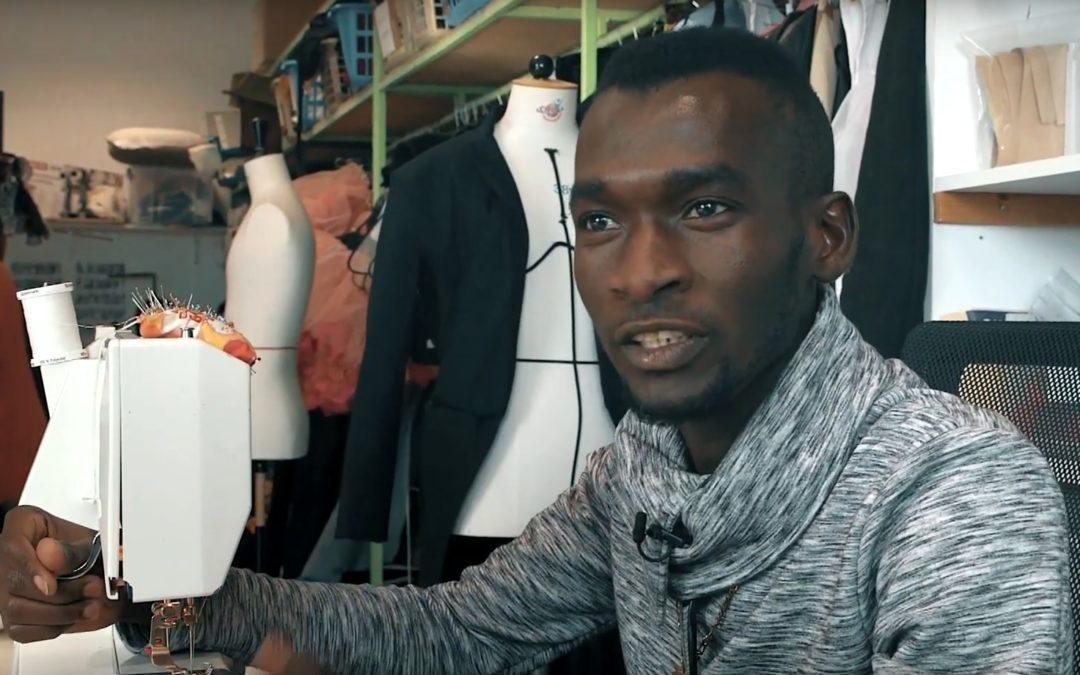 Série vidéo « Portraits de réfugiés »
