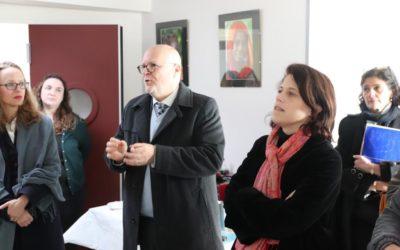 À Clermont-Ferrand, rencontre entre le Diair et les acteurs de l'intégration