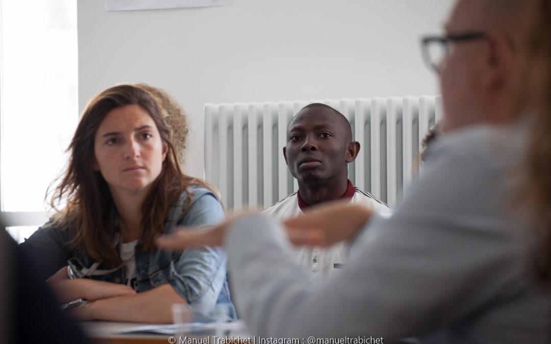 """Les résultats de l'appel à projets """"Volont'R"""", grand programme de Service civique pour et avec les réfugiés."""