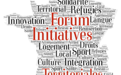 Le 30 avril, un forum à ne pas manquer : «Les initiatives territoriales au service de l'intégration des réfugiés»