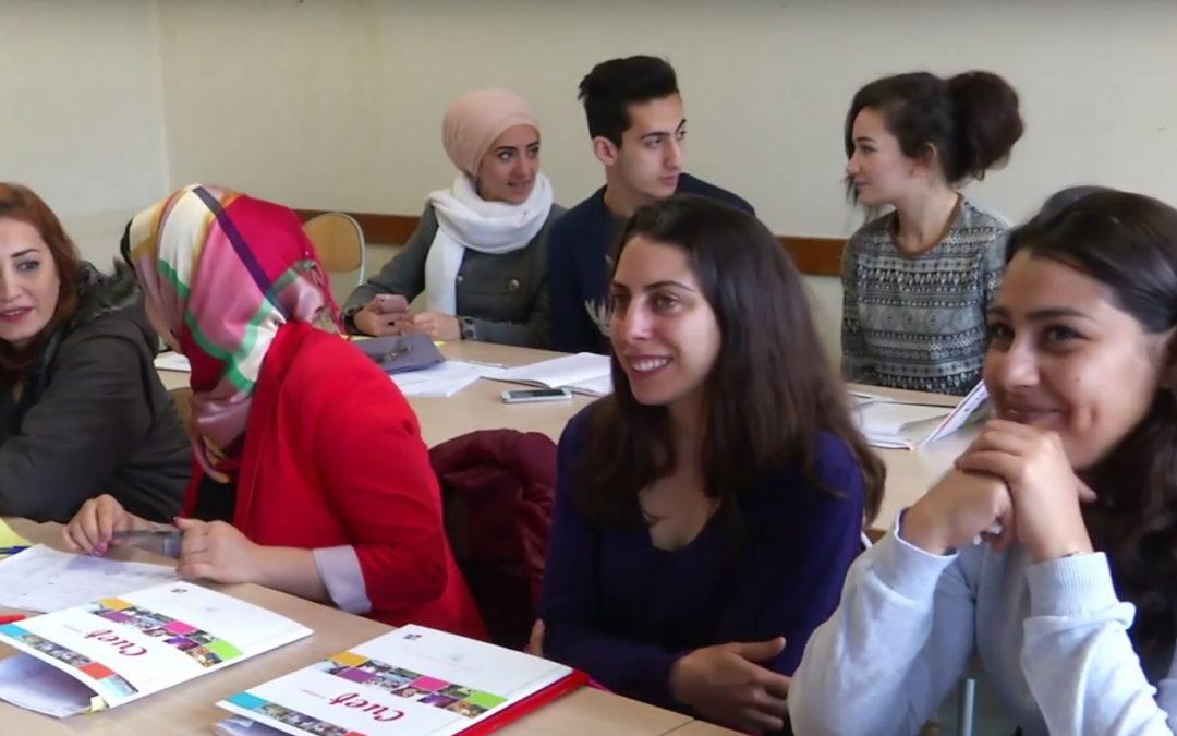 Plus de 2 000 étudiants réfugiés vont avoir accès aux bourses universitaires