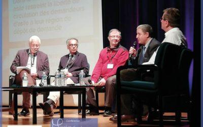 Intervention de la Diair lors de la conférence «Migration et économie»