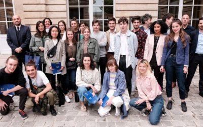 Cérémonie de remise des prix du concours «No(s) Cliché(s) : les réfugiés, une chance pour la France»