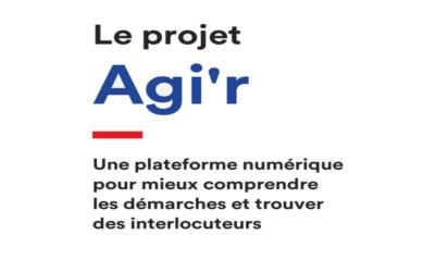 Nouvelles d'Agi'r – le projet de plateforme numérique de la Diair