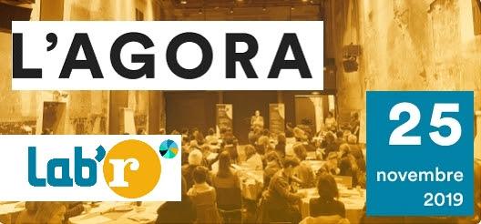 l'Agora 2019 : on vous dévoile le programme des ateliers !