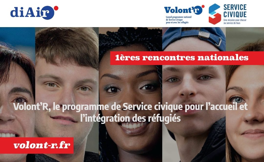 """Premières rencontres nationales du Grand programme de Service civique """"Volont'r"""""""