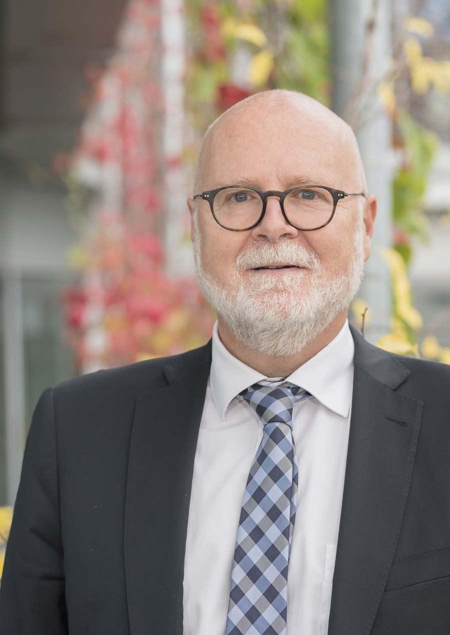Alain Régnier, préfét
