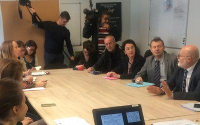 La contractualisation pour l'accueil des réfugiés avec Bordeaux métropole