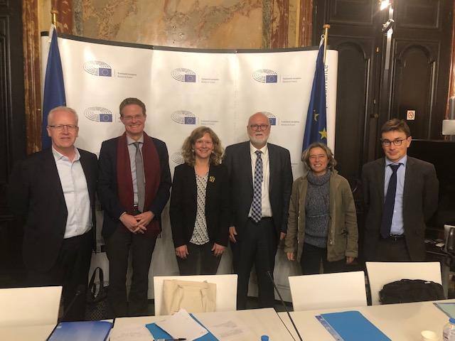 Intervention d'Alain Régnier au débat organisé par Confrontations Europe le 5 novembre