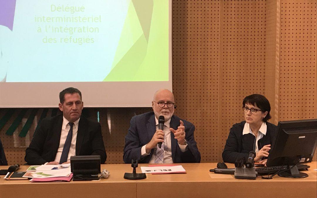 Agriculteurs et citoyens : la FNSEA dialogue avec Alain Régnier.