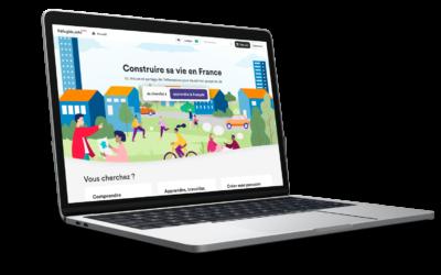 Réfugiés.info la plateforme numérique du Lab'r pour l'aide à l'accueil des réfugiés est ouverte