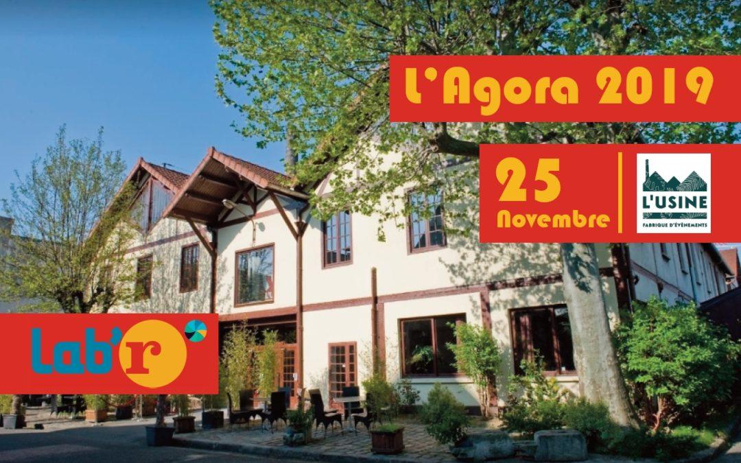 l'Agora 2019 : les interventions & les ateliers
