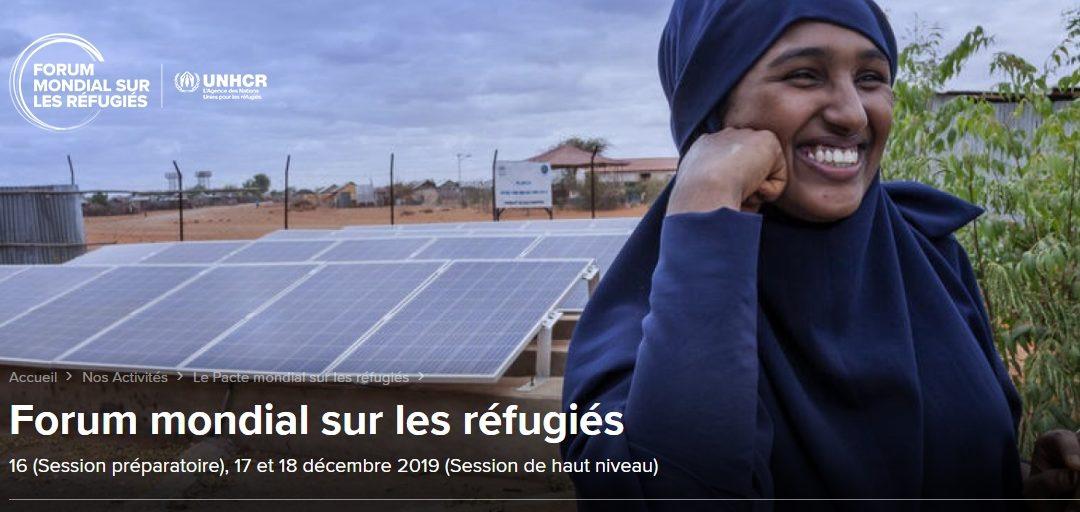 La Diair au Forum mondial sur les réfugiés à Genève