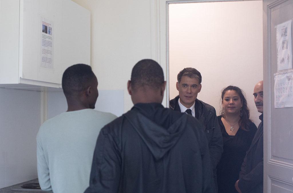1 408 réfugiés embauchés dans le bâtiment en 2019 grâce à l'engagement de la fédération française du bâtiment