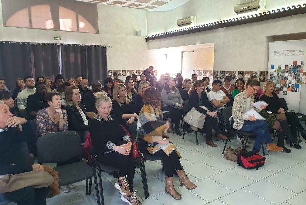 Les GEIQ du Vaucluse s'engagent pour l'insertion professionnelle des réfugiés