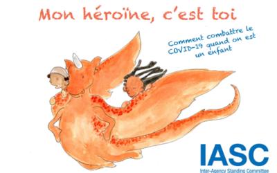 Un conte en plusieurs langues pour aider les enfants et les jeunes à faire face au coronavirus