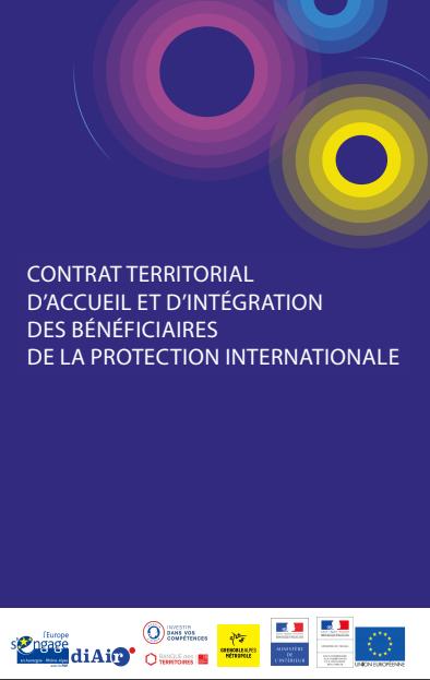Contrat territorial d'accueil et d'intégration des bénéficiaires de la protection internationale