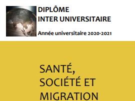 """Le diplôme interuniversitaire """"santé, société et migration"""""""