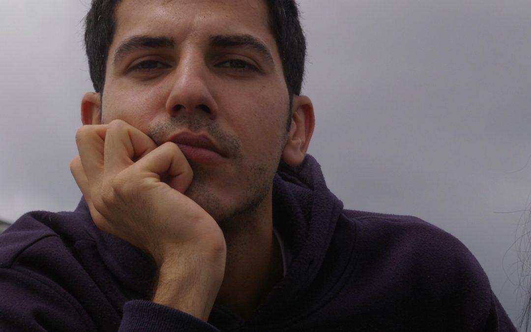 Portrait d'un réfugié – Mahmoud Naffakh