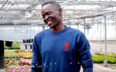 Diaporama de réfugiés en intégration professionnelle dans le Loiret