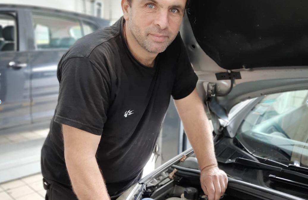 Portrait : reprendre mon métier de mécanicien est un aboutissement