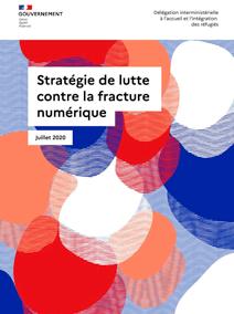 Stratégie de lutte contre la fracture numérique