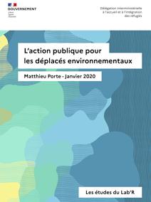 L'action publique pour les déplacés environnementaux
