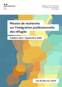 Mission de recherche sur l'intégration professionnelle des réfugiés