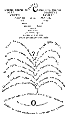Hommage à Guillaume Apollinaire