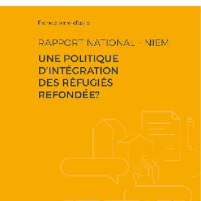 Rapport NIEM-FTDA : Une politique d'intégration des réfugiés refondée ?