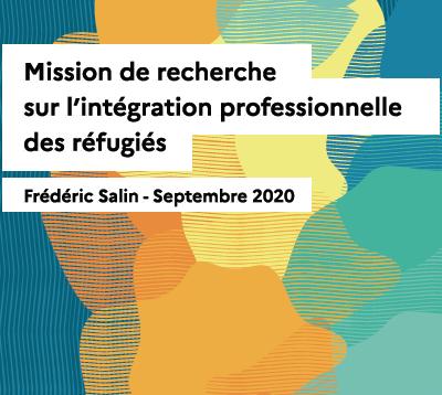 Etude sur l'intégration professionnelle des personnes réfugiées