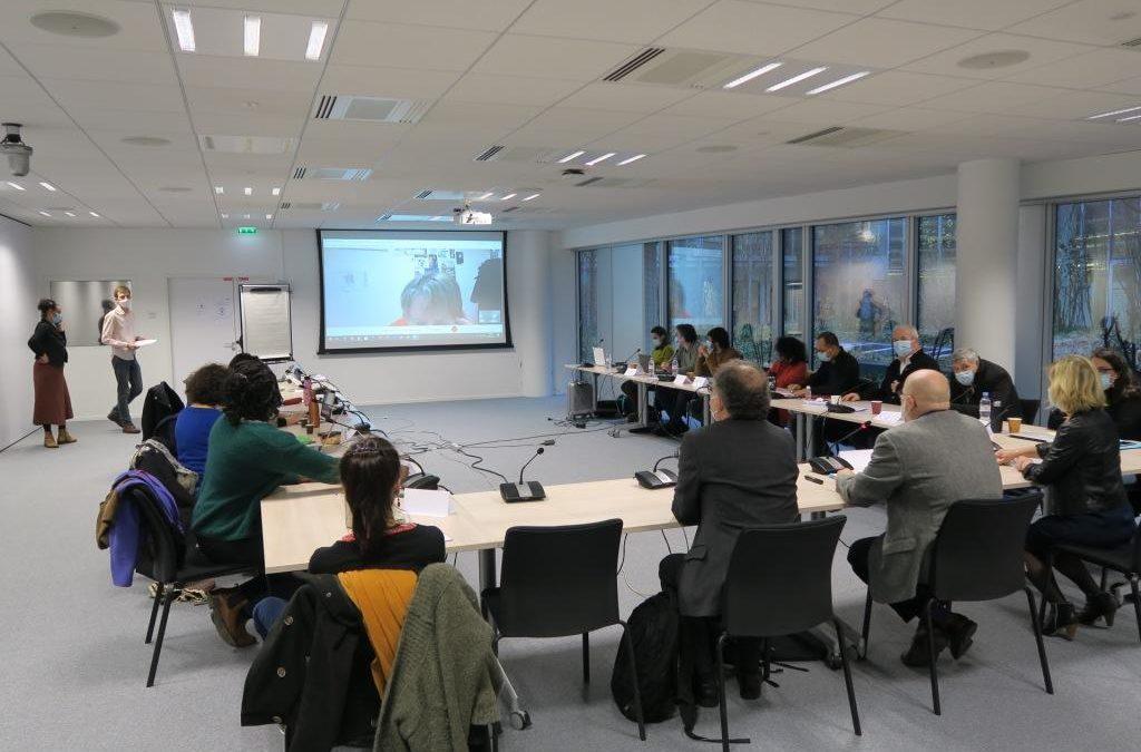 Collaboration de la Diair et du CNFPT pour développer une formation