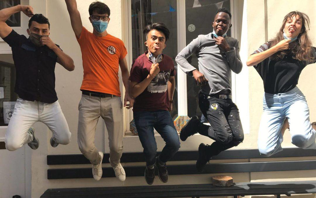 Présentation Fai'R #6 : le projet « JRS Jeunes » de JRS France
