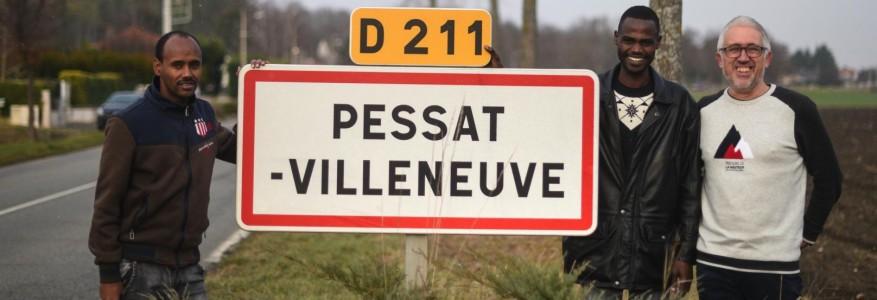 Histoire d'une initiative solidaire à Pessat-Villeneuve (63)