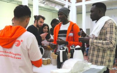 Le programme de service civique Volont'R s'ouvre aux jeunes étrangers primo-arrivants