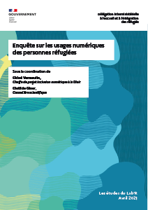 Enquête sur les usages numériques des personnes réfugiées
