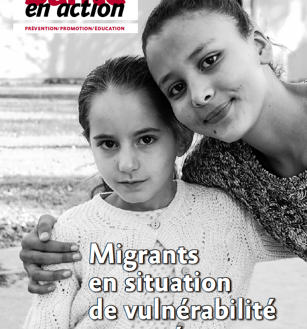 Santé Publique France consacre un dossier à la santé des migrants et réfugiés