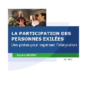 Étude CMC Ifri : La participation des personnes exilées