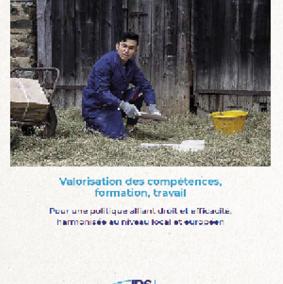 Rapport JRS France : Bien accueillir les réfugiés et mieux les intégrer