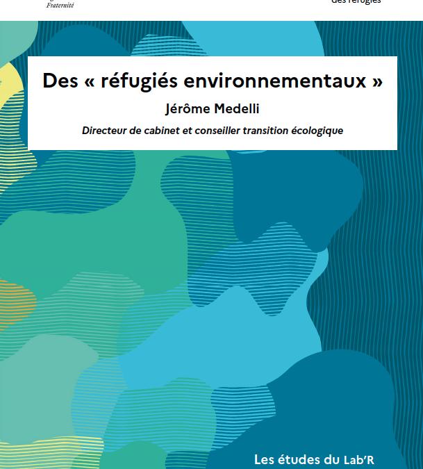 Etude : Réfugiés environnementaux