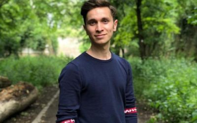 #3 Portrait – Lauréat de l'Académie : Adam