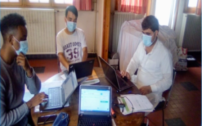 """Inclusion numérique #3 : """"NUMERIK'AIR 77"""", projet porté par le Groupe SOS"""